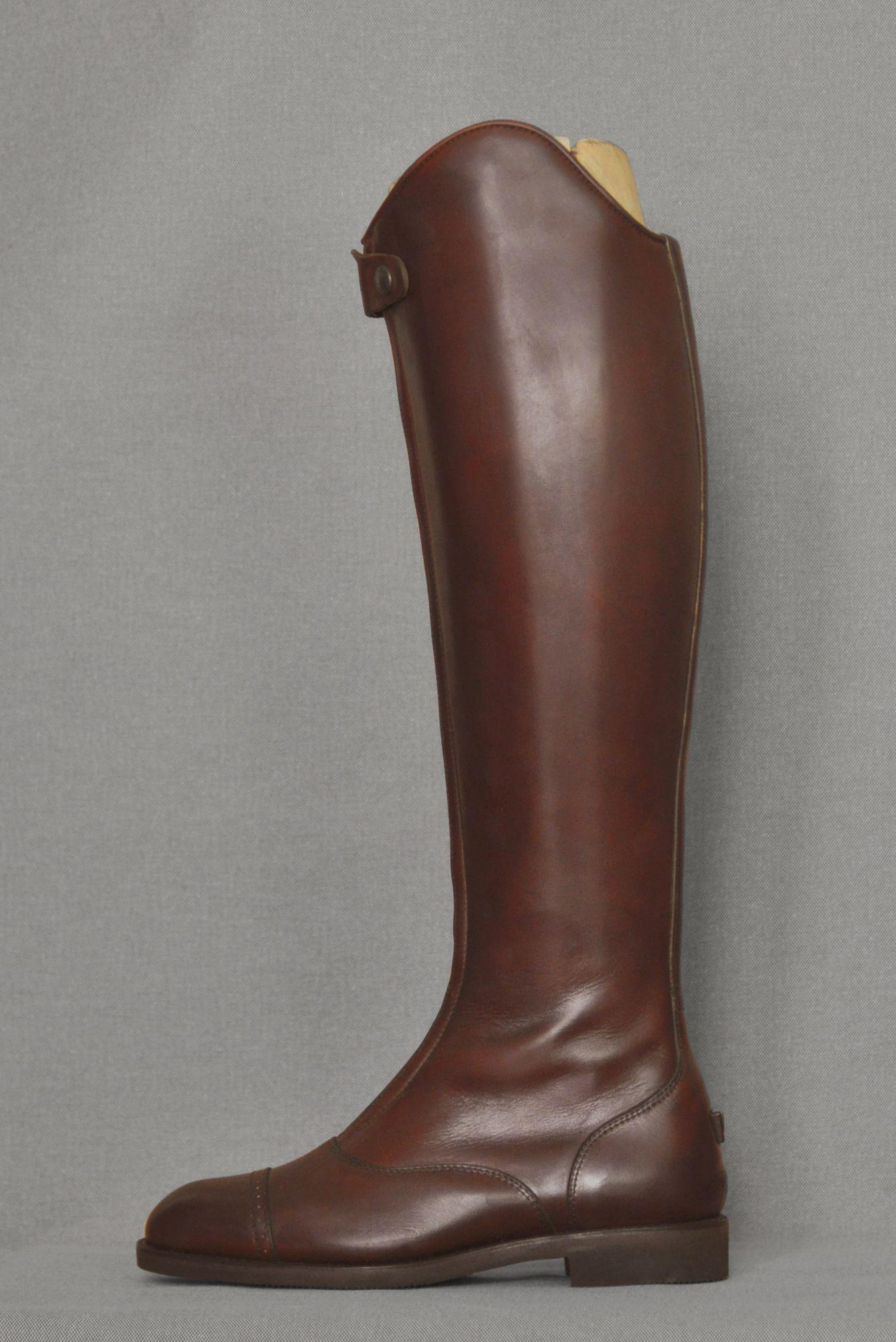 exclusive shoes new product size 40 Demi-mesure PARABOOT Bottes POLO - JOELALBERT - Bottier à SAUMUR